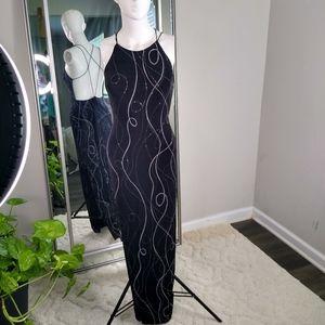All That Jazz Elegant Dress M/L
